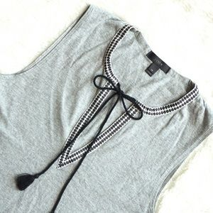 J. Crew Tops - 3 for $25! J. Crew Tank with Embroidered Trim
